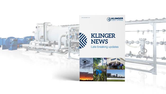 KLINGER News