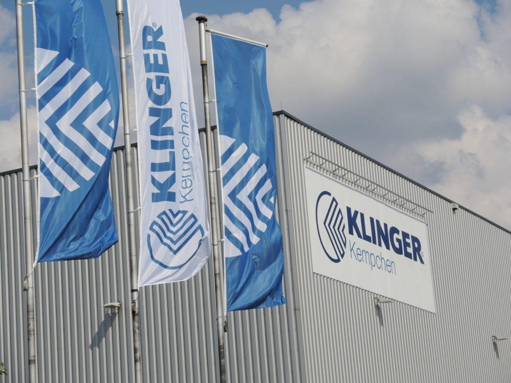 Klinger Flaggen