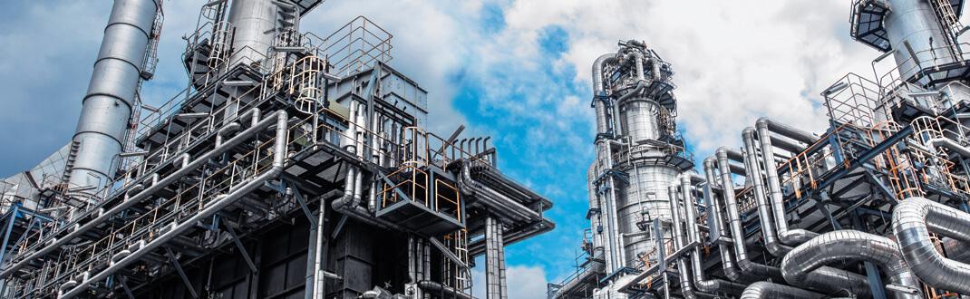Oil-Gas Plant