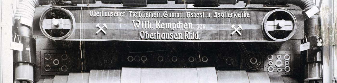 Kempchen historisch
