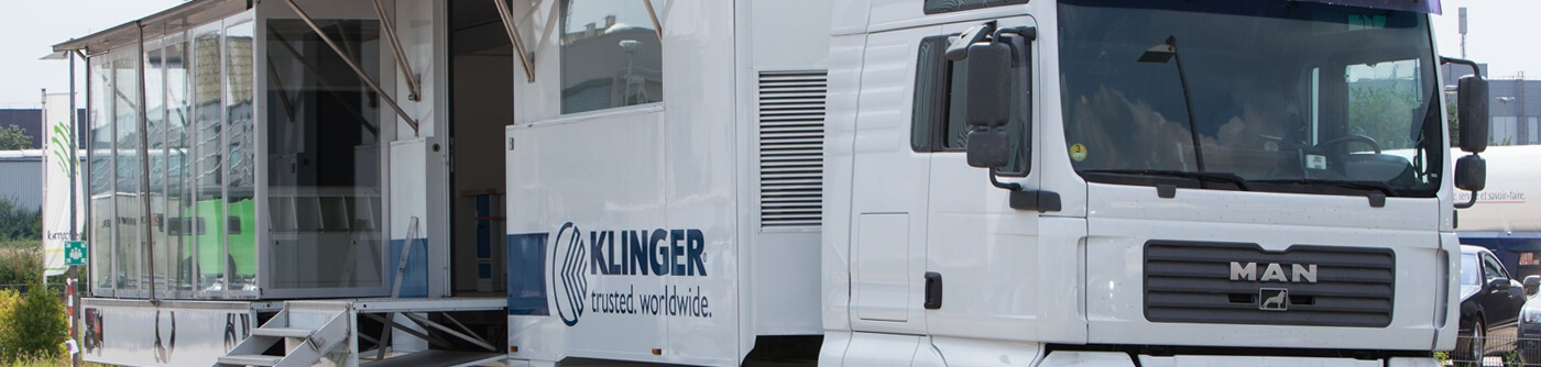 KLINGER on Tour